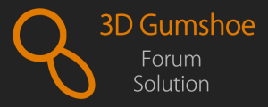 3D Gumshoe | Where we find the solution to your 3D problems